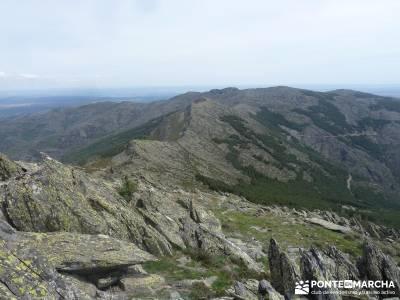 La Tornera ; Pico Porrejón – Sierra de la Puebla;rutas para andar por madrid las mejores rutas de